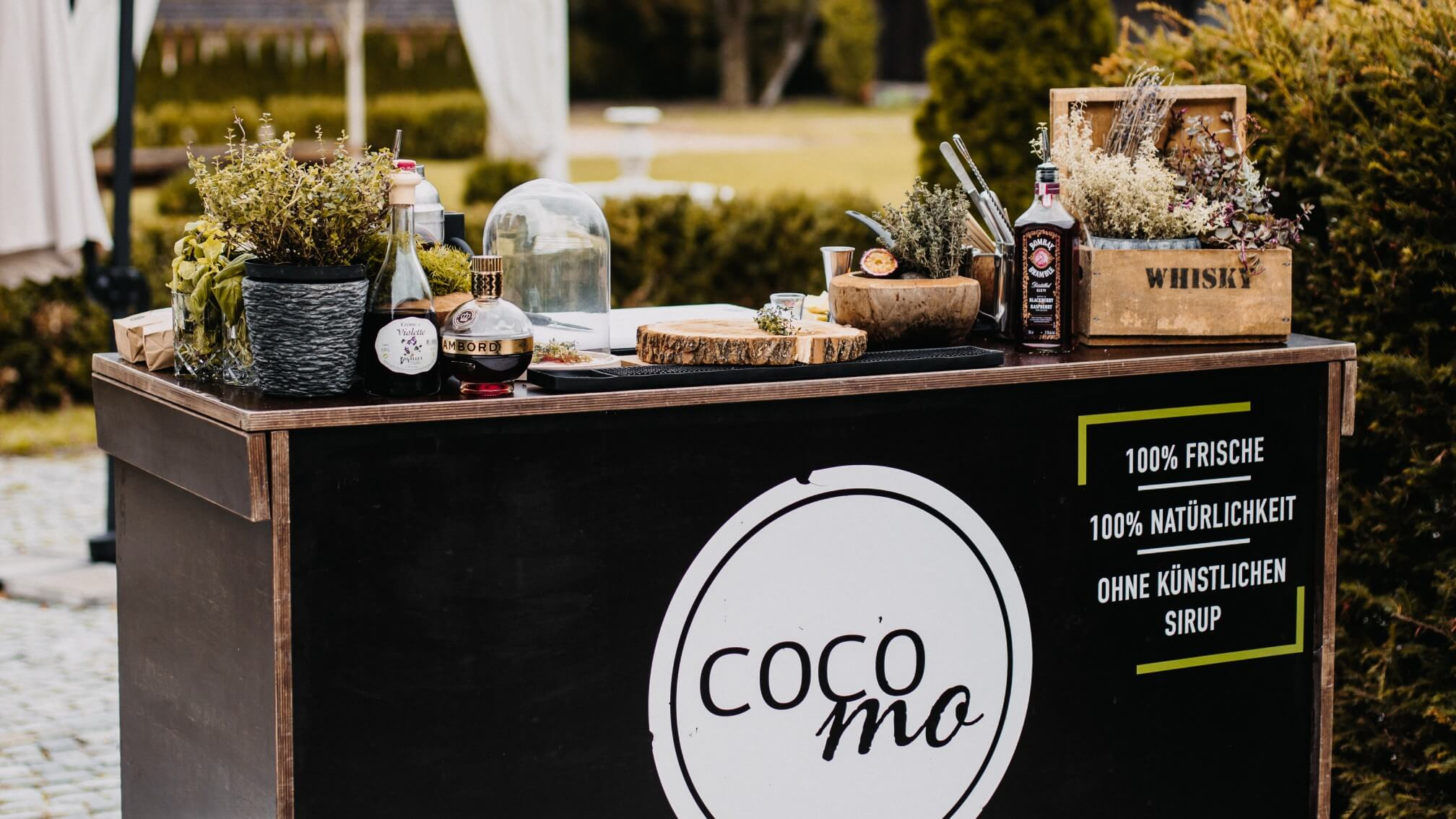 Cocomo Cocktails