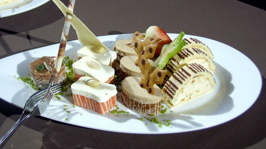 Fingerfood Variation