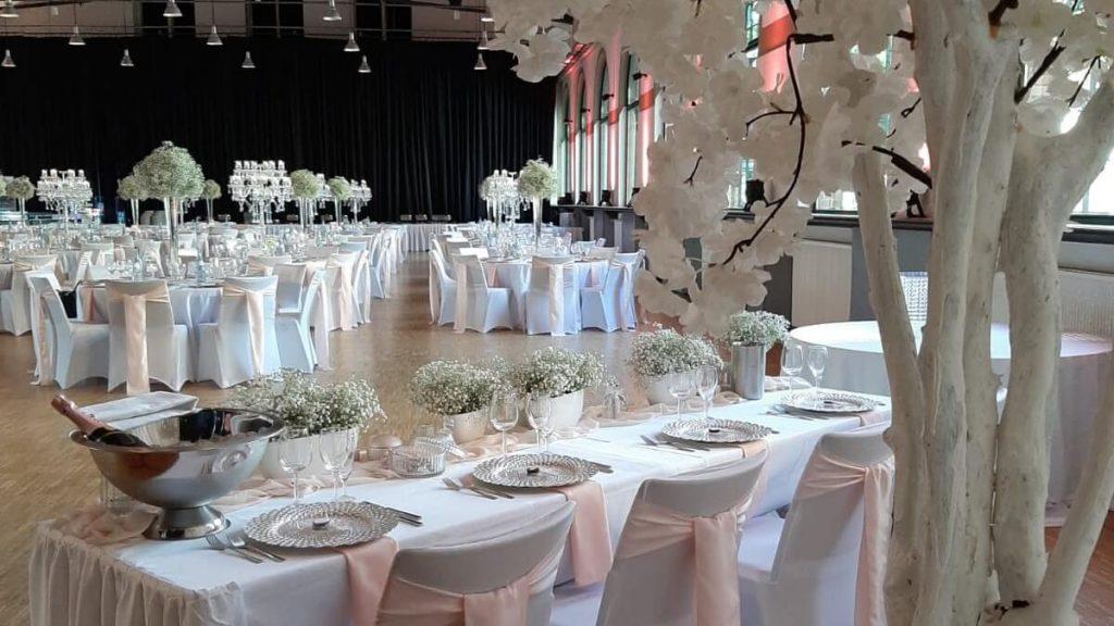 Hochzeitstafel Reithaus