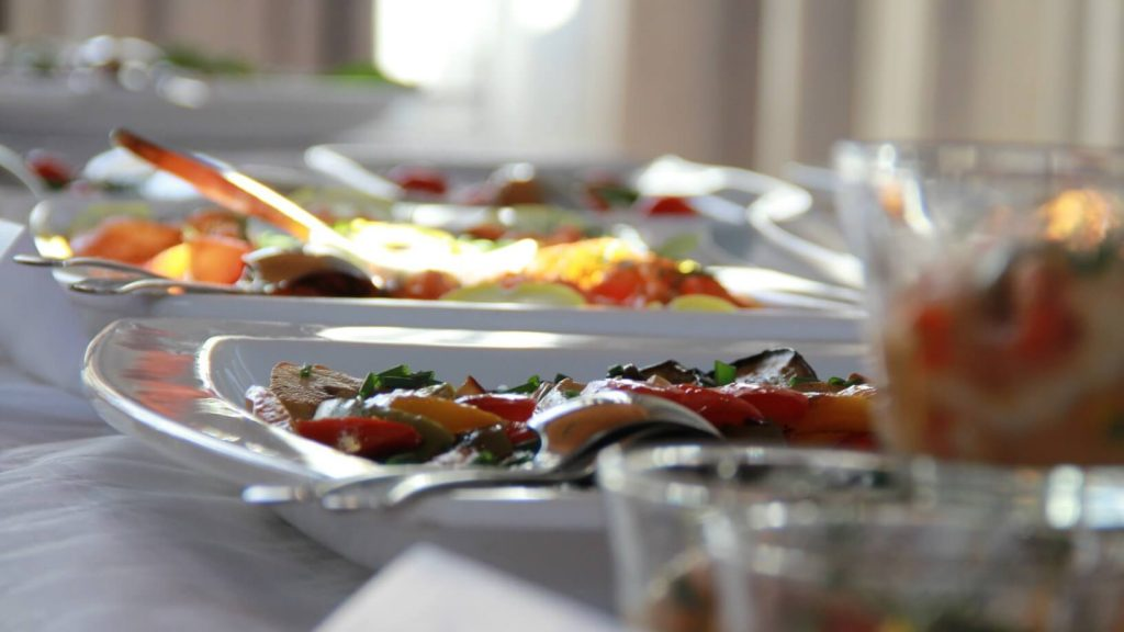 Partyservice Buffet